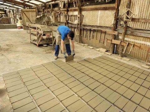 mattoni in cotto fatto a mano Viterbo