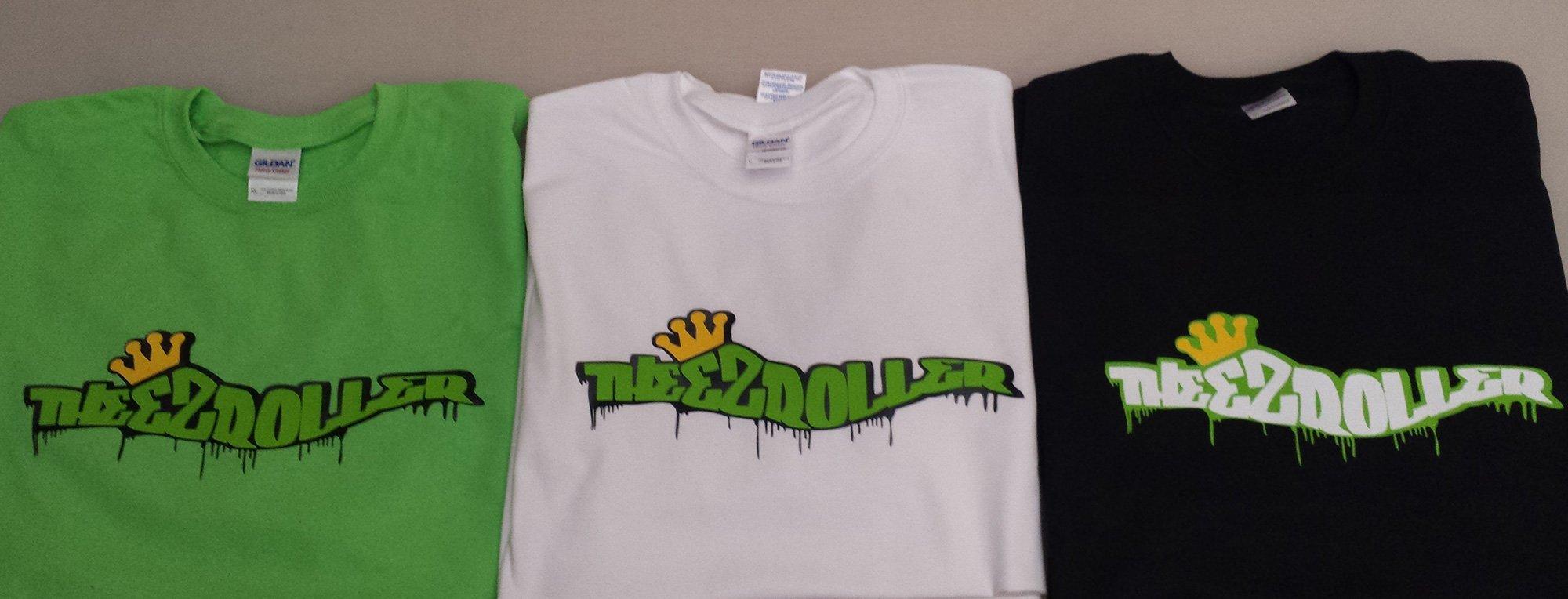personalised clothing printing