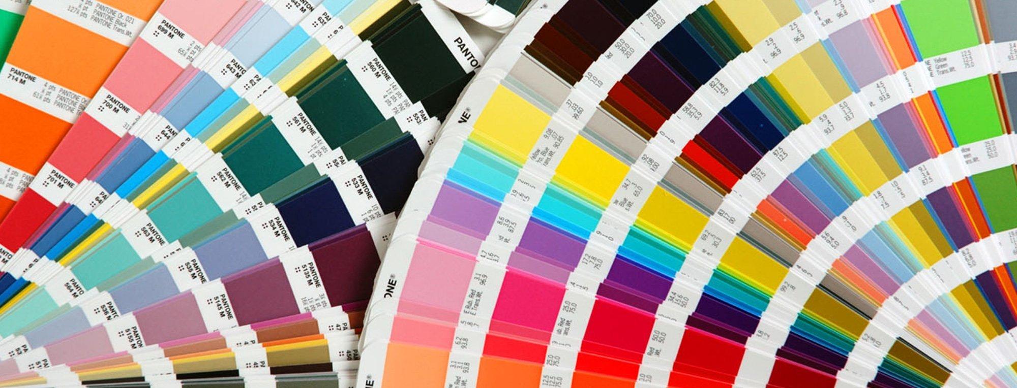 colour shade card