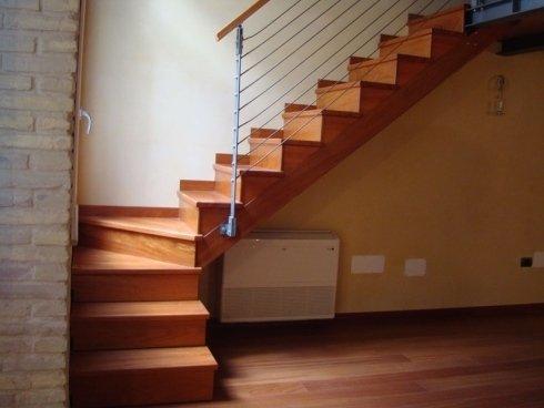 scalinata a giorno