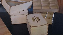 produzione scatole, scatole di cartone
