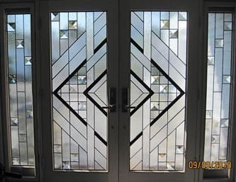 Excel Glass Ltd Ornate Glass