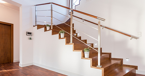 Stairs built with high quality craftsmanship in New Britain, CT