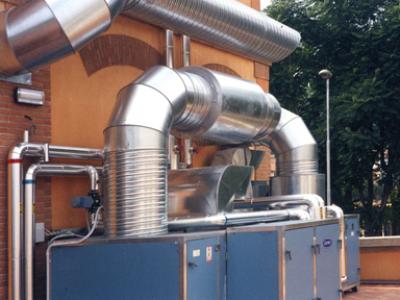 manutenzione generatori di vapore