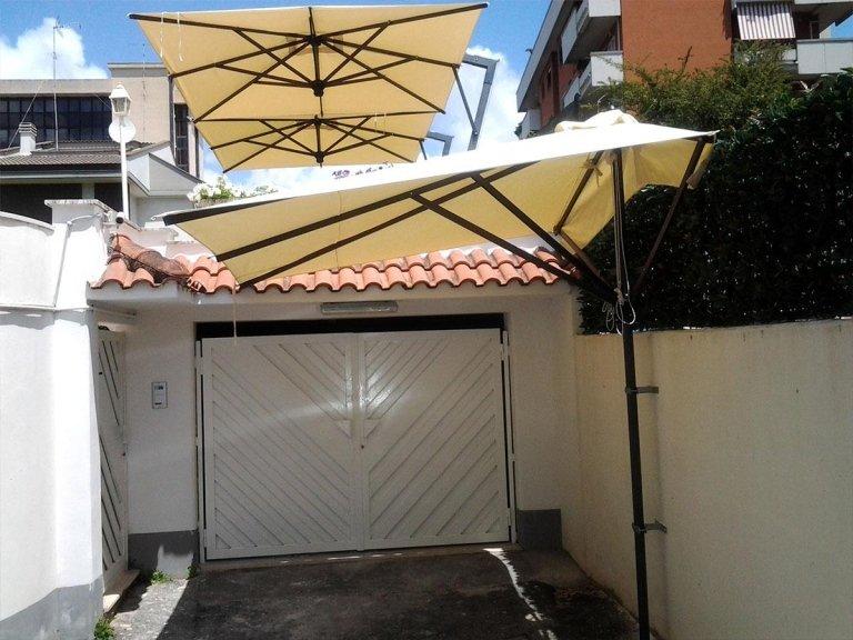 ombrelloni per locali, ombrelloni da esterno - Roma - Maurizio Sport ...