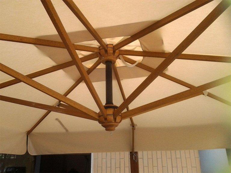 ombrelloni pensili - modello classico