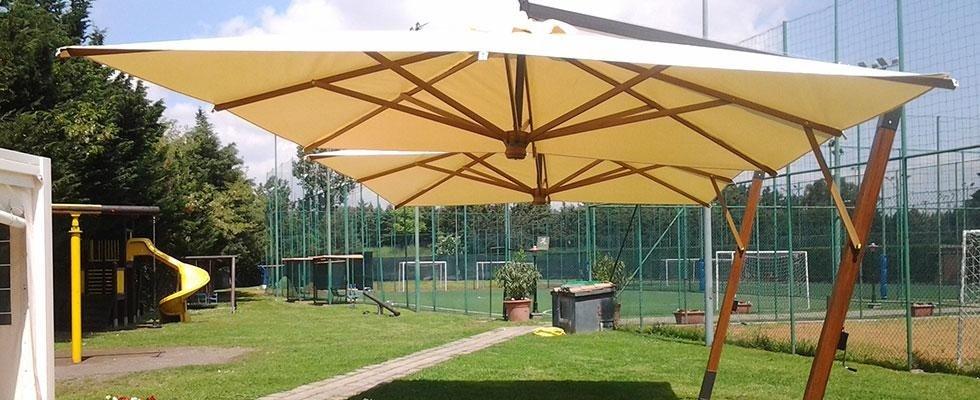 vendita ombrelloni maurizio sport