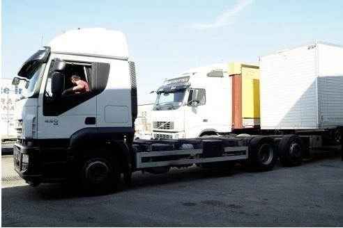 Tag aggancio rimorchio camion