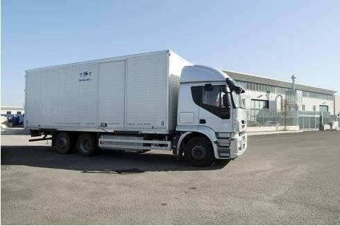 camion trasporto terrestre