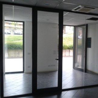 porte e finestre in alluminio