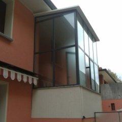 finestre, vetrate in alluminio
