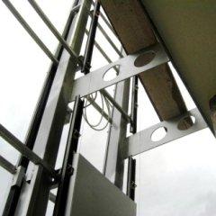 strutture e costruzioni in alluminio
