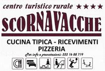 SCORNAVACCHE TURISMO RURALE - LOGO