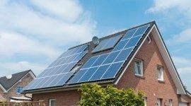 energia verde, energia pulita, installazione pannelli solari