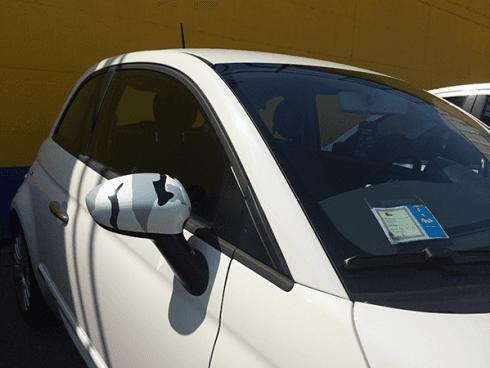 Personalizzazioni autovetture