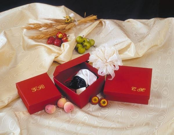 scatole bomboniere