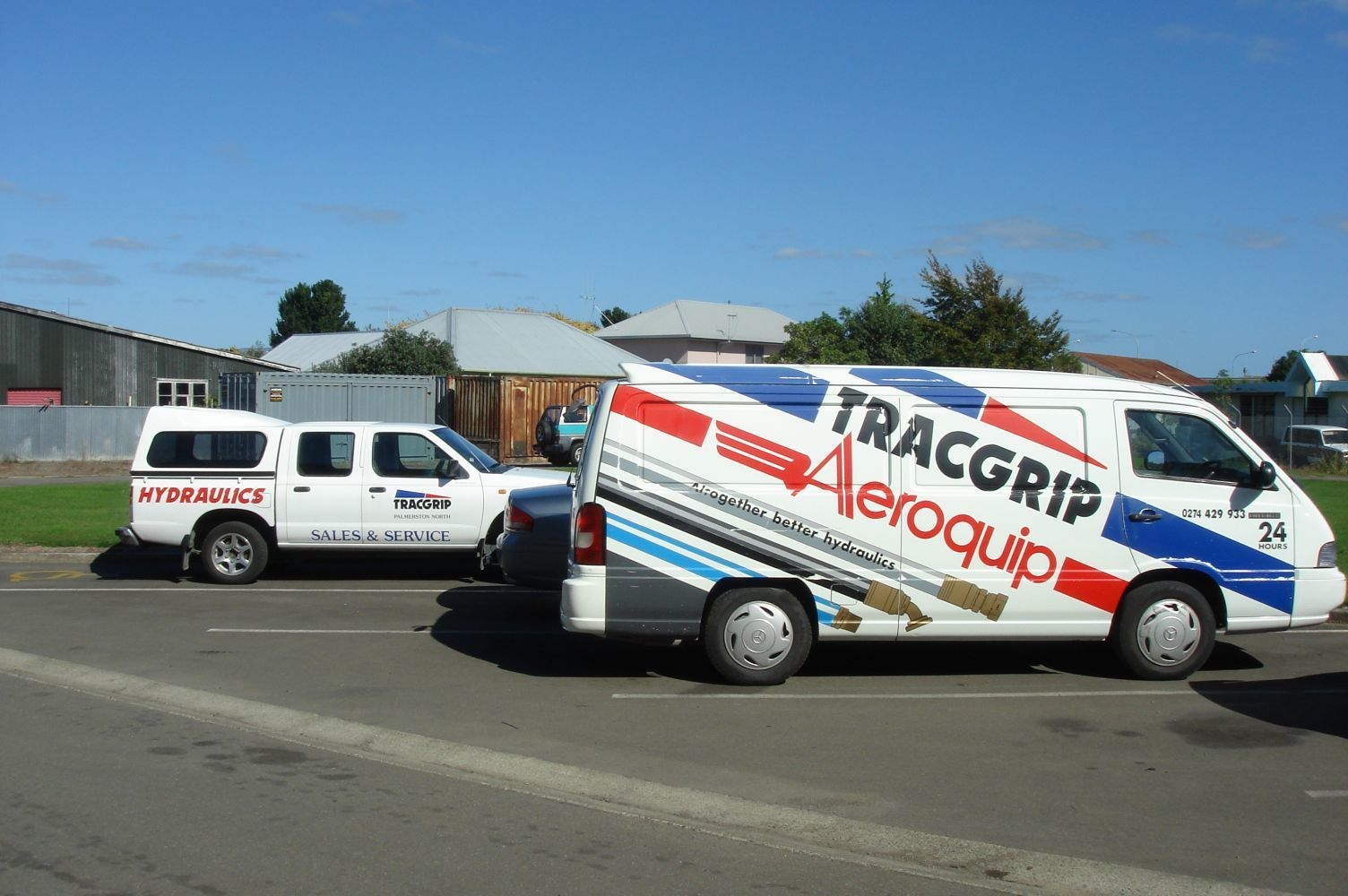 Hydraulic services in New Zealand