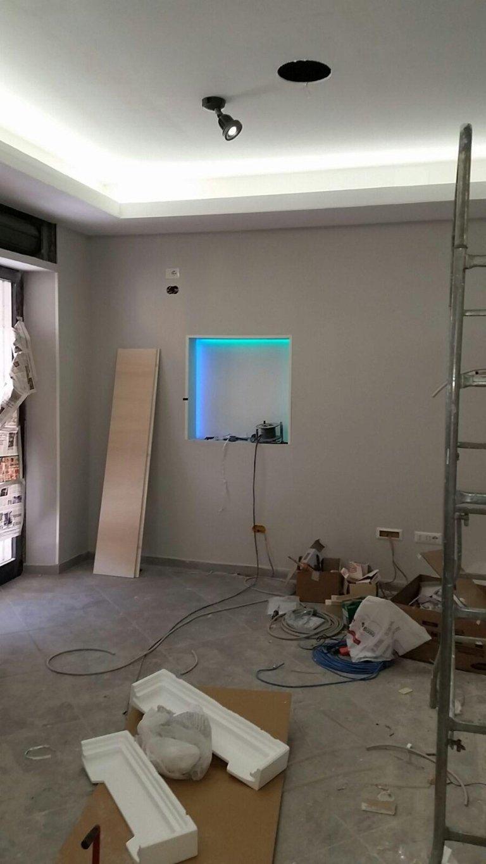 Installazione luci
