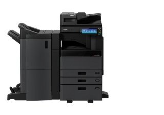 stampante nera