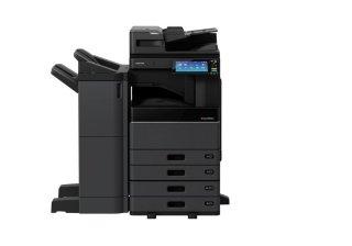 stampante nera multifunzione