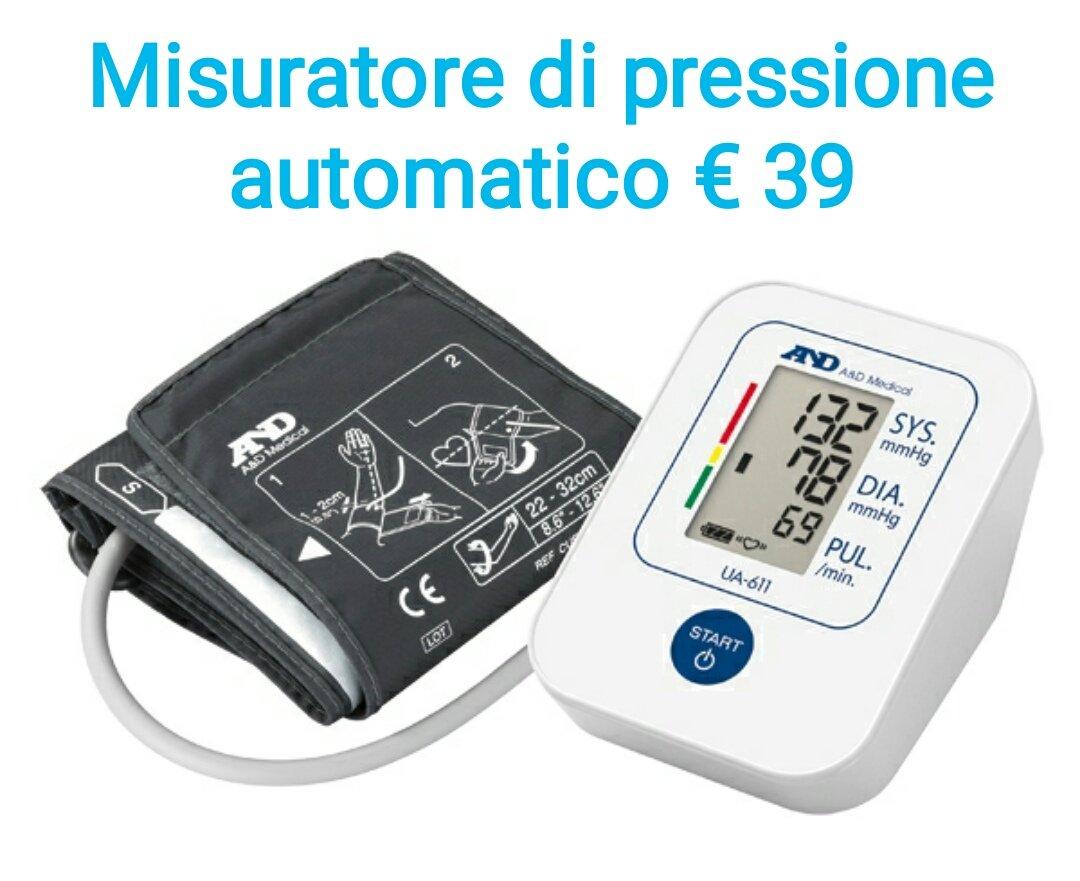 misuratore pressione offerta