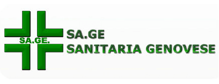 SA.GE SANITARIA GENOVESE logo