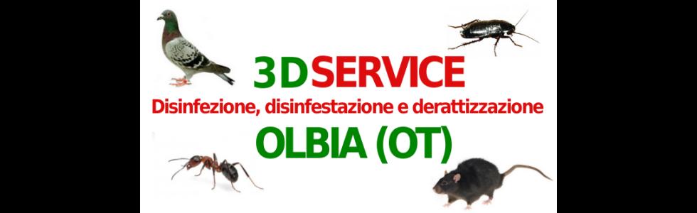 3d service disinfestazione