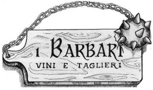 I BARBARI VINI E TAGLIERI - LOGO