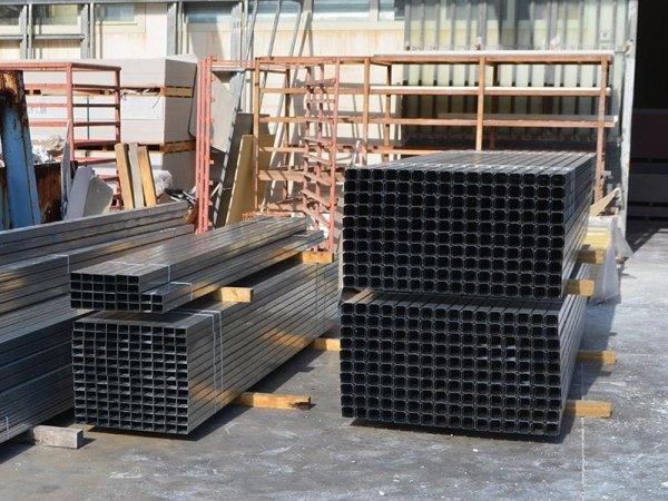 Vendita profilati in alluminio
