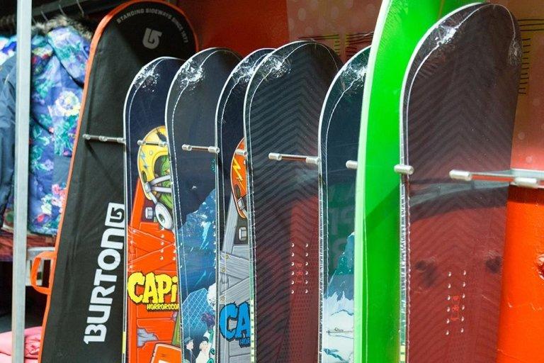 tavole da snowboard