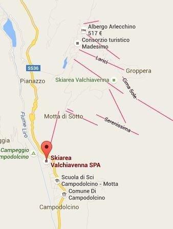 campodolcino mappa