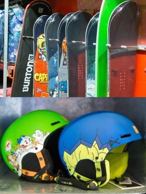 abbigliamento snowboard online