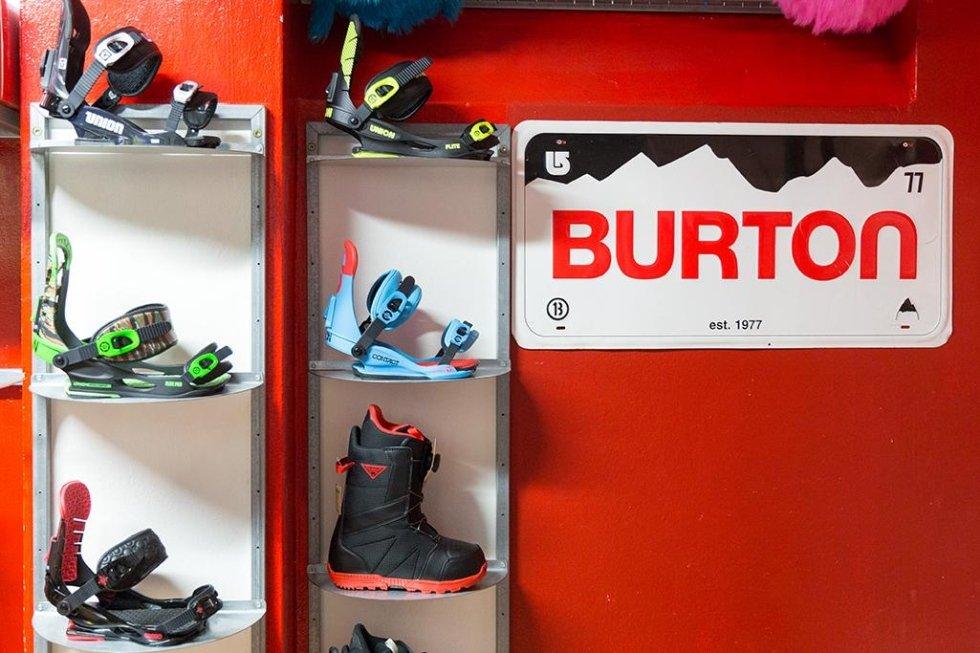 attacchi Burton