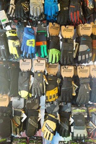 guanti da sci