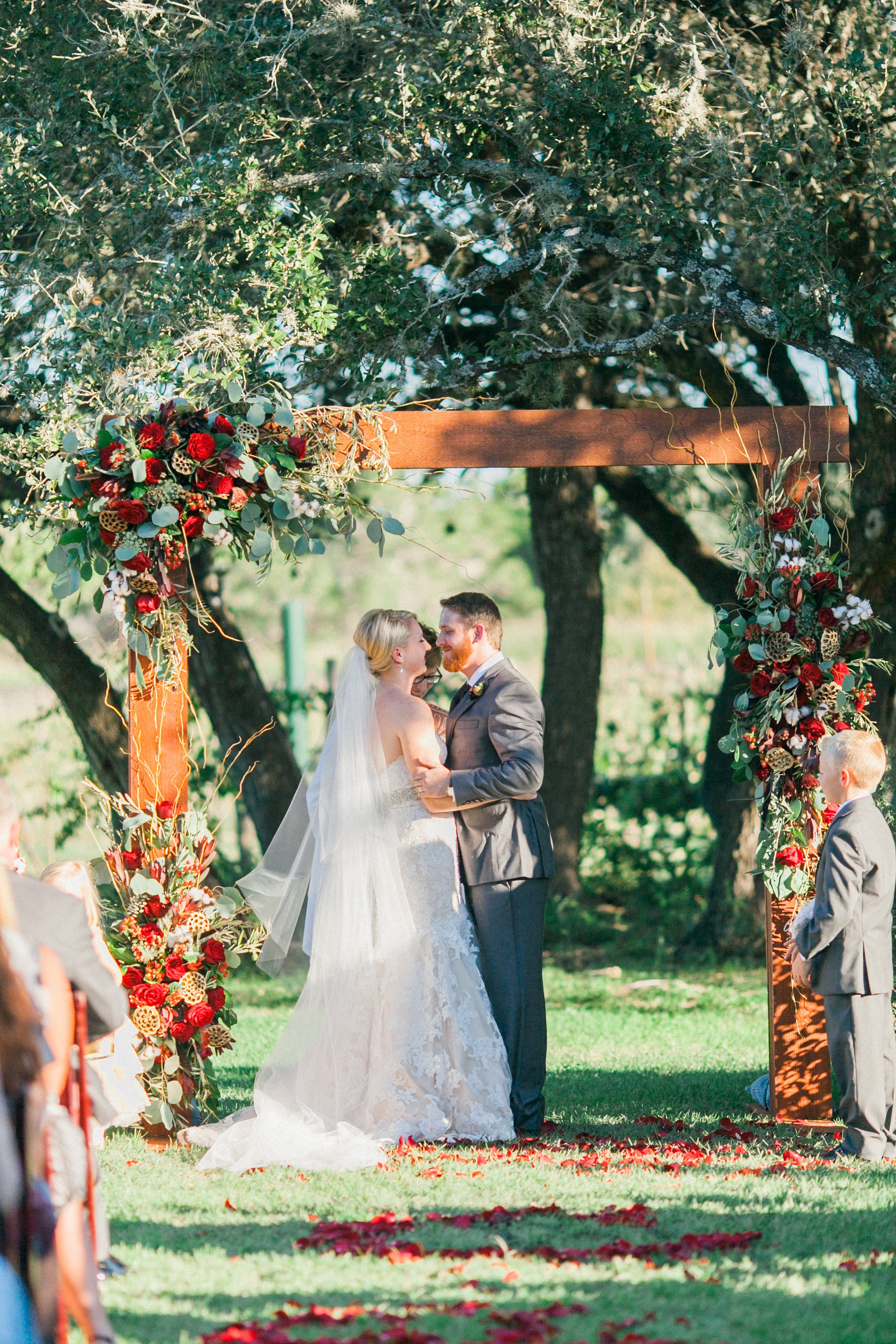 Gallery San Antonio Wedding Venue Romantic Dining