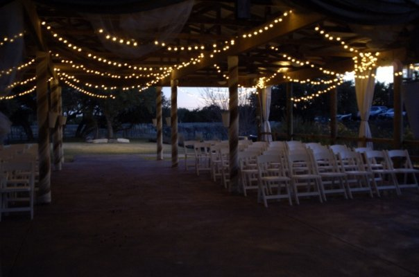 San Antonio Outdoor Wedding Venue