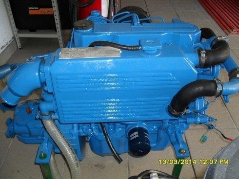 verniciatura motore