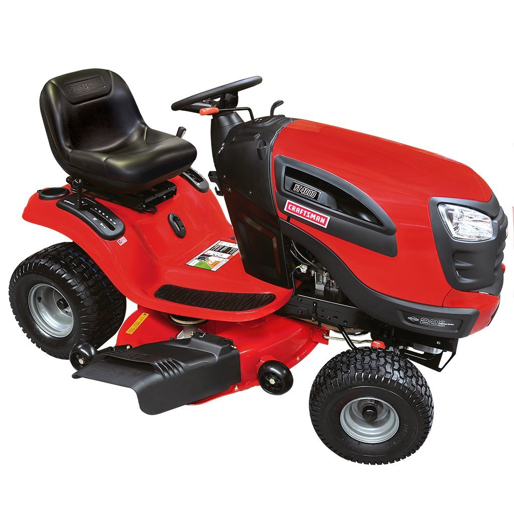 Craftsman 2000 Series Mower : Ride on lawn mowers gold coast craftsman