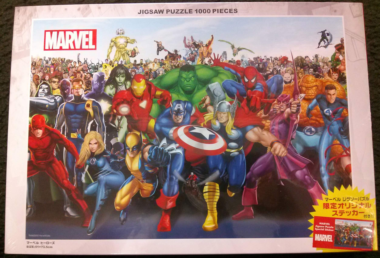 Marvel super hero comics in Honolulu, HI
