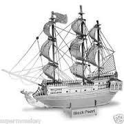 Black pearl ship in Honolulu, HI