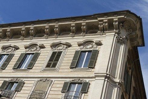 Appartamenti in edifici storici.