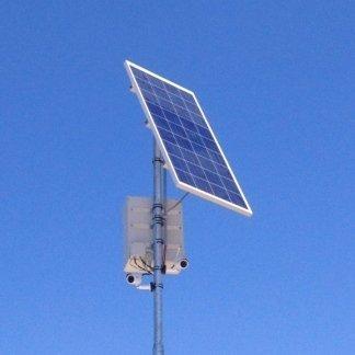 Impianti per videosorveglianza a isola