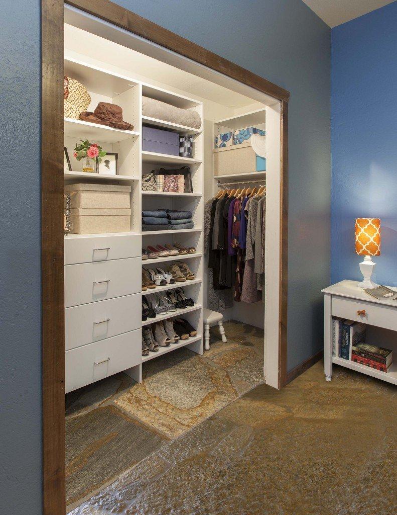 Closet Organizers Sacramento Custom Closets And Garage