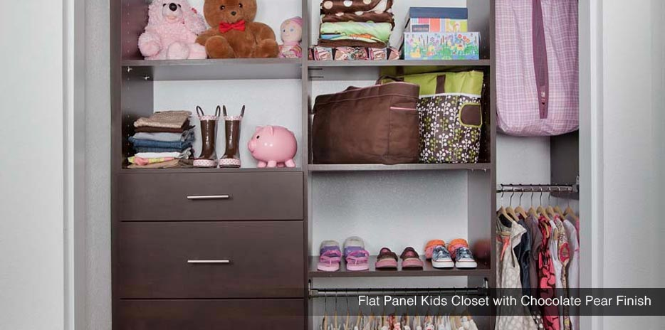 Chocolate Pear Kids Closet