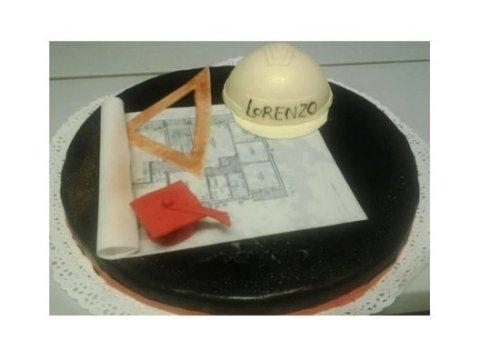 Torte di Laurea pesronalizzate
