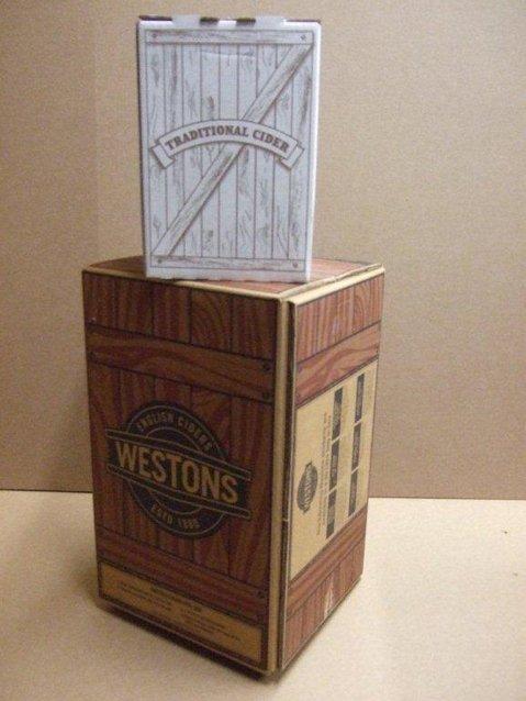 Westons box