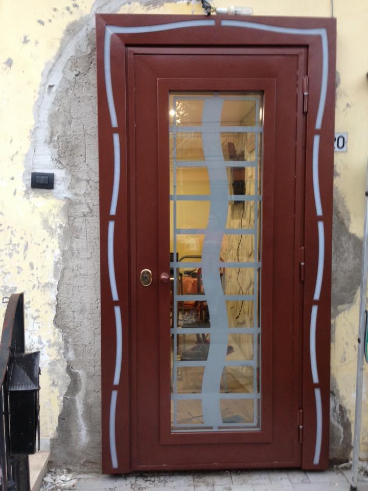 Portoni in legno a Napoli