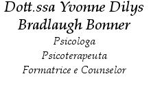 Dott.ssa Yvonne Dilys Bradlaugh Bonner