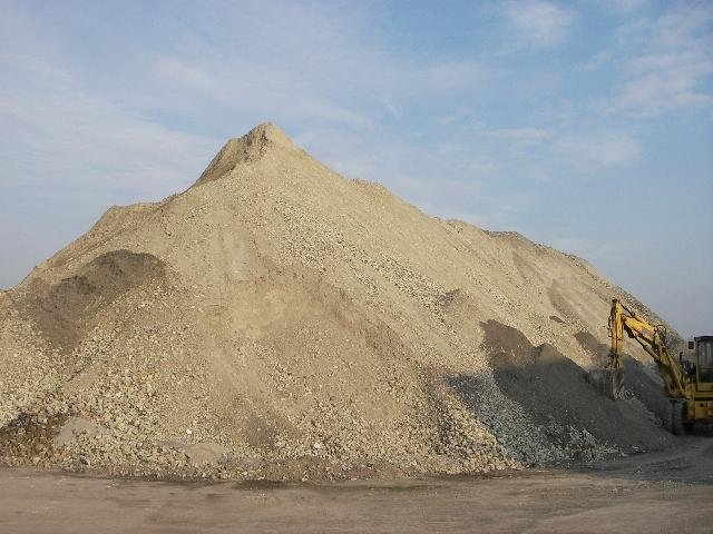 produzione e vendita di materiali inerti di recupero di calcestruzzo e laterizio