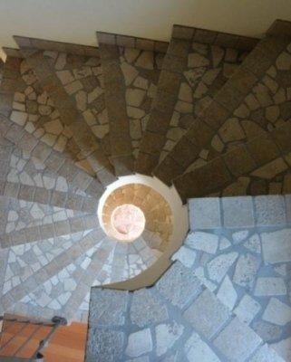 scale in legno Verona
